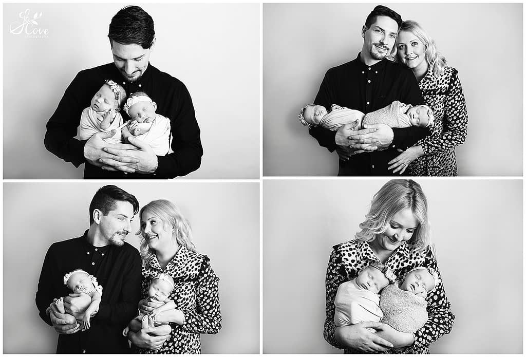 baby and parent pictures