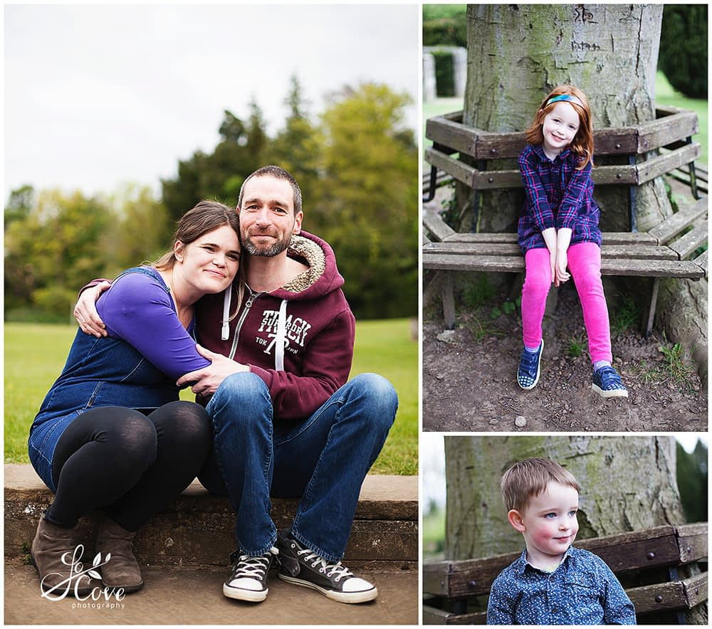 family photoshoots in London