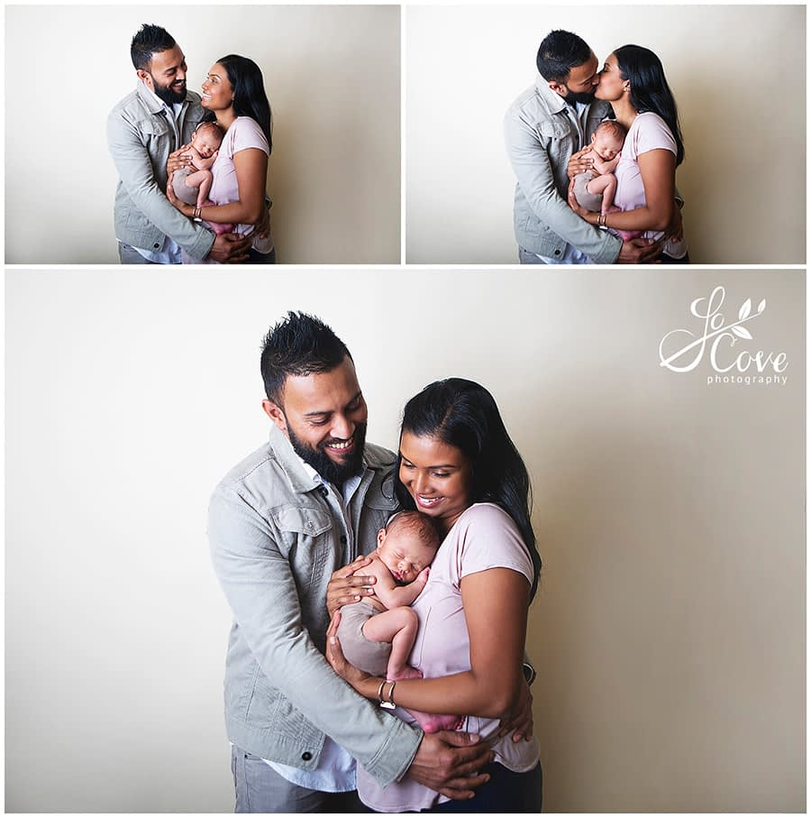 newborn family pictures